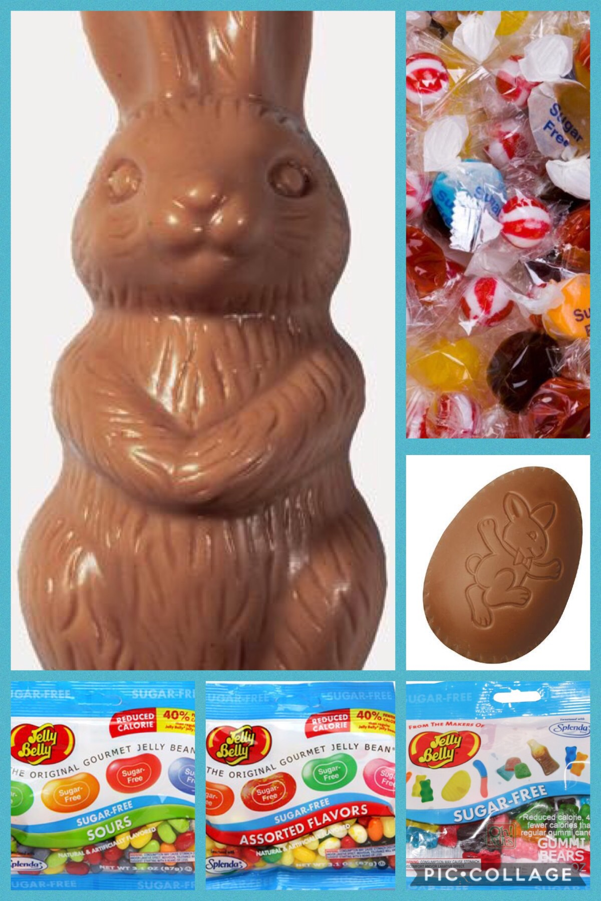 Easter Bunny Bundle  Sugar Free