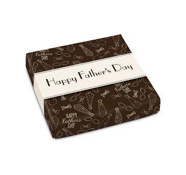 Happy Father's Day Gift Box Sugar Free for Dad
