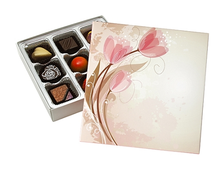 Sugar free mothers day gift ideas our favorite gift box 12 pound box of milk dark chocolate cordial cherries sugar free negle Gallery