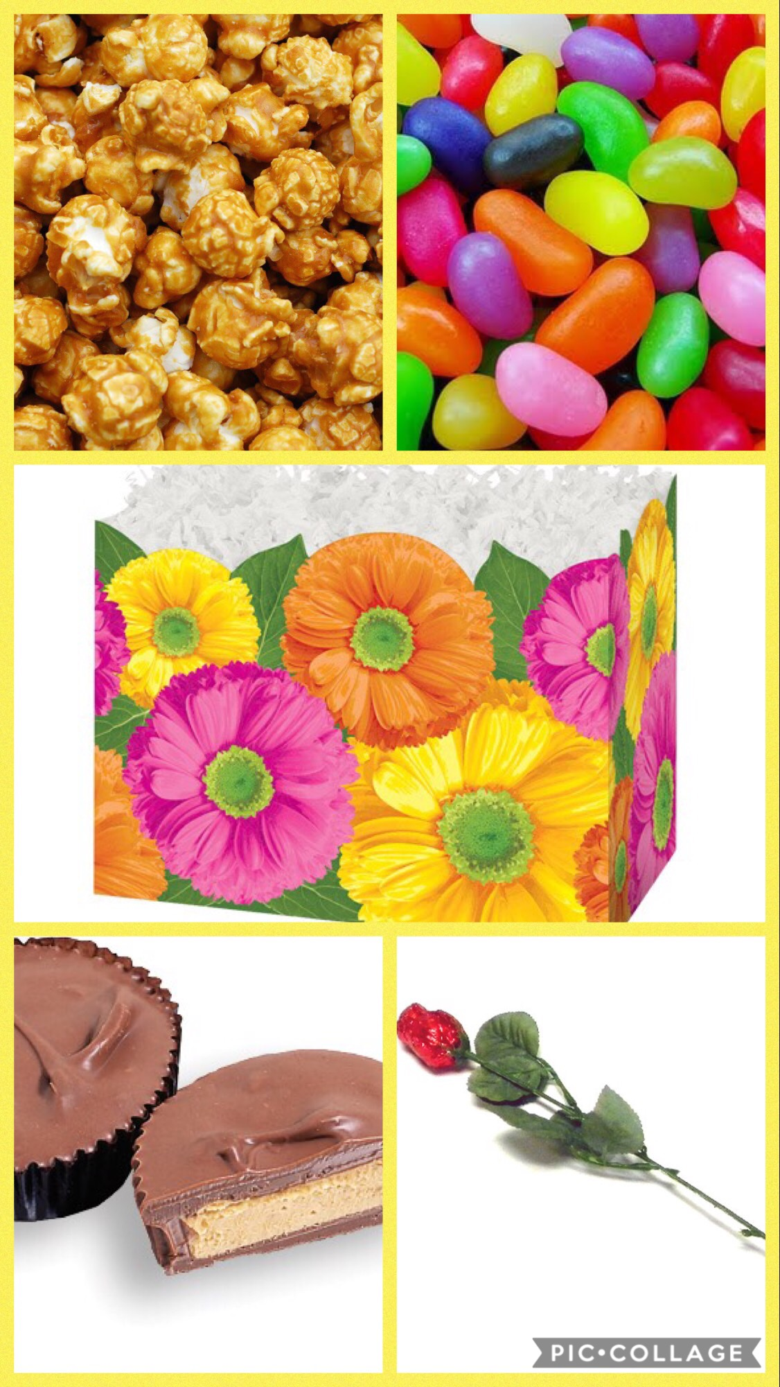 Sugar free mothers day gift ideas moms flower power gift box sugar free negle Gallery