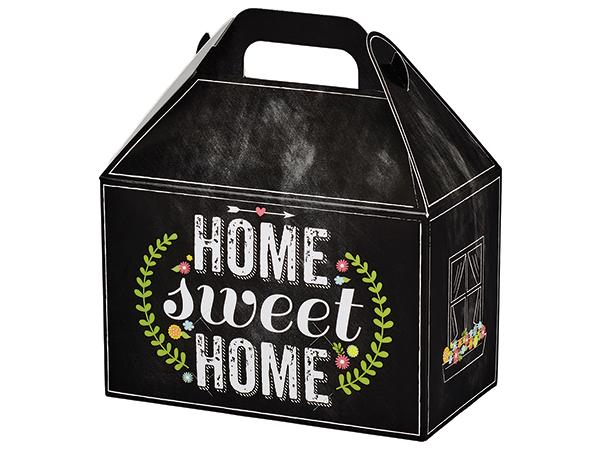 Home Sweet Home Sugar Free Gift Box