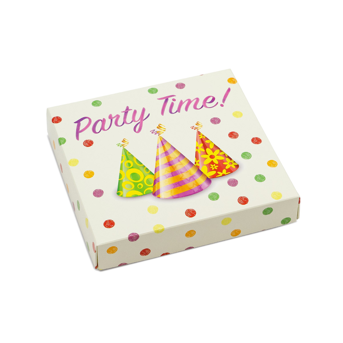 Party Time Gift Box Sugar Free Chocolate Assortment