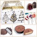 Merry & Bright Christmas Gift basket Sugar Free