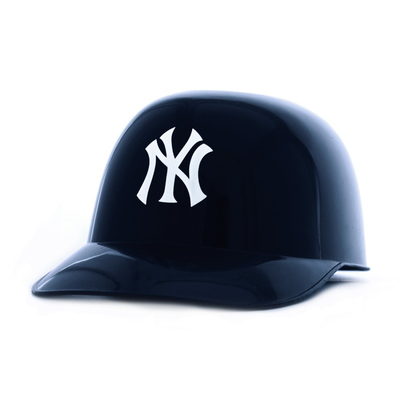 NY Yankees Mini Batting Helmet w/ 8 oz. of Sugar Free Gummies